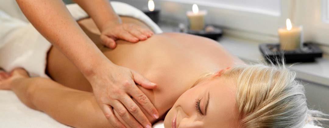 Valentines  day massage