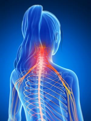 smerter i nakken