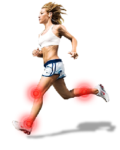skinnebensbetændelse efter løb