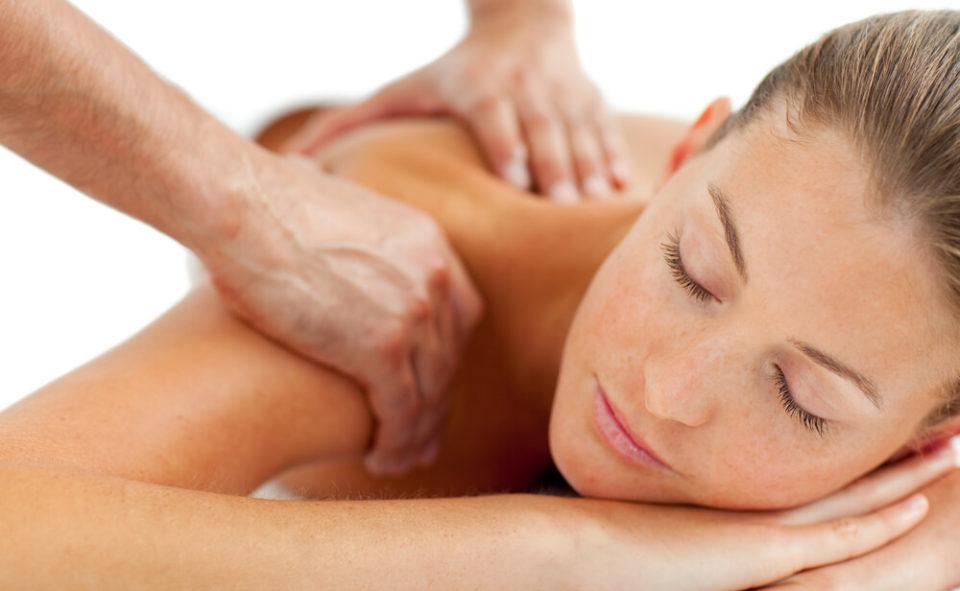 Er du bange for massage af en mand?